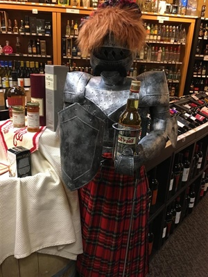 Tasting Notes from Robbie Burns Scotch Tasting- 10th Anniversary!