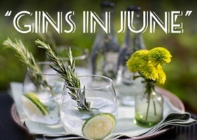 Gins In June