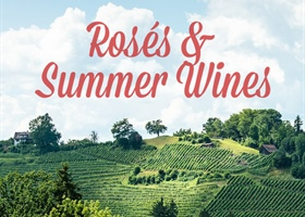 Rosés & Summer Sippers – Tasting Notes
