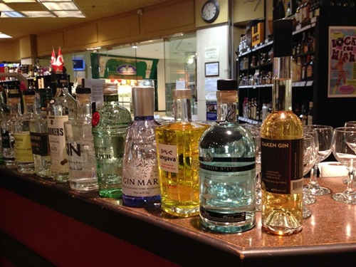 Gin: The Spirit with a Checkered Past