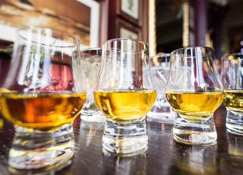 A rudimentary beginner's guide to whisky
