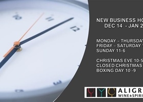 Revised Business Hours